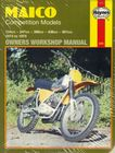 Maico Competition 1973-75 125 250 390 440 501 Haynes Manual 220